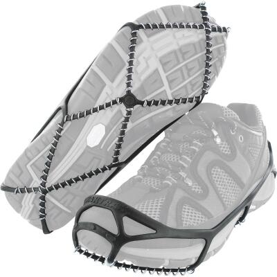 Yaktrax Walk Medium Black Polyelastomer Ice Cleat